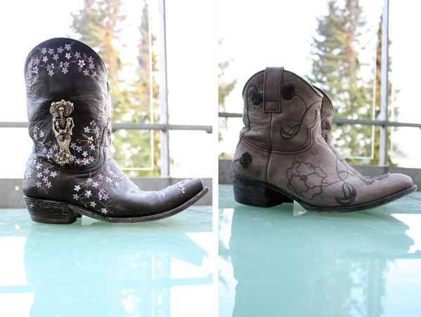 Vegan Cowboy Boots