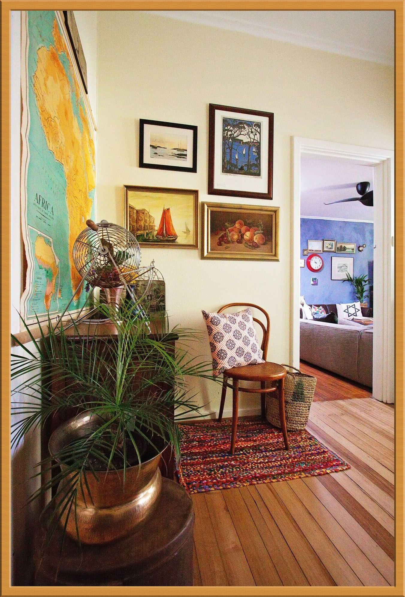 Take 10 Minutes to Get Started With Bohemian Homedecor