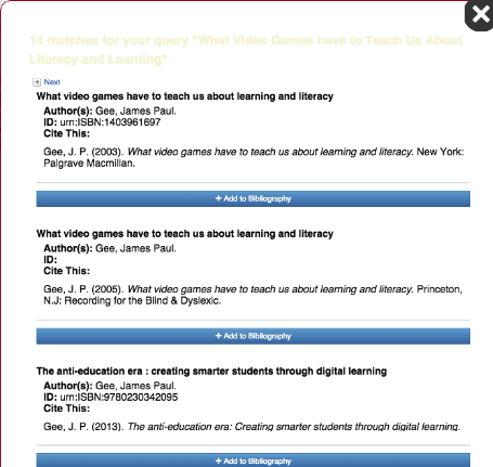A Must Have Bibliography And Citation Maker For Student Researchers Educational Technology Education And Development Education