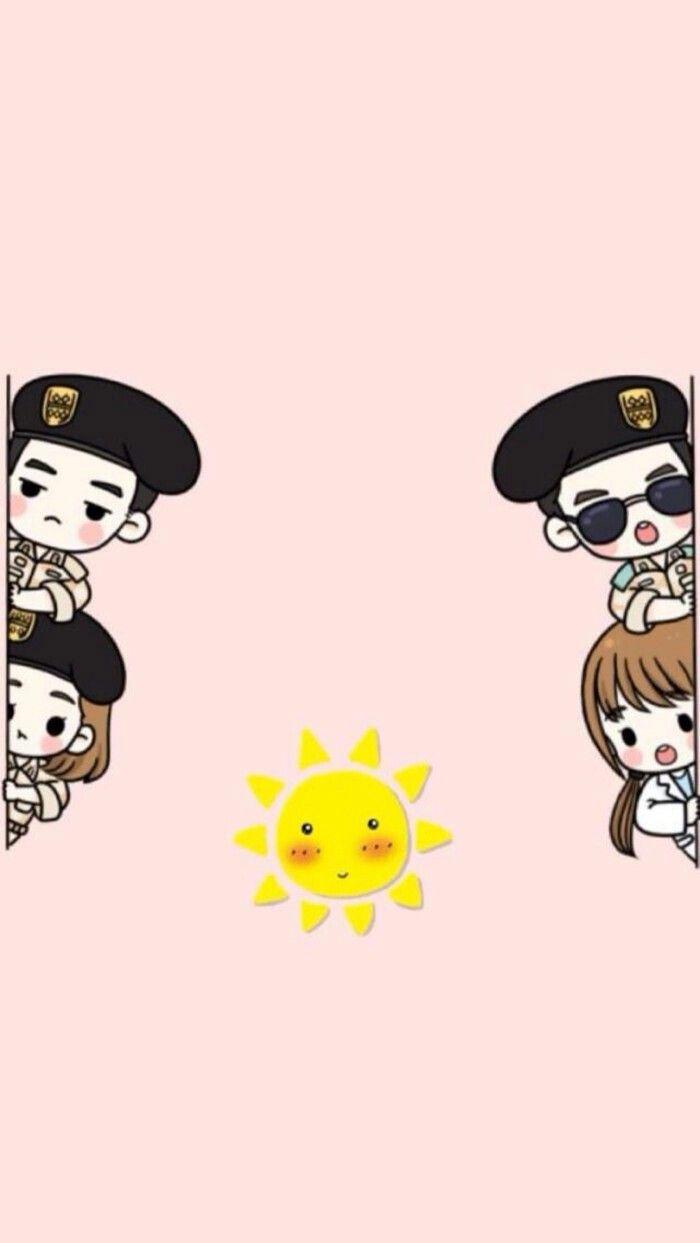 Phim Truyền Hình, Kpop, Totoro, Polka Dots, Búp Bê, Korea,
