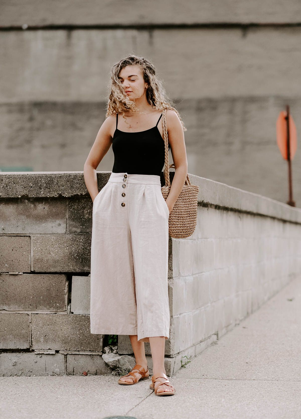 10+ Minimalistic Summer Outfit Ideas - MY CHIC OBSESSION