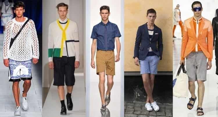Moda de bermudas para hombres | MundoHombres.es