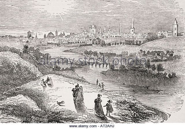 17th century dublin Dublin ireland, Dublin, Photo