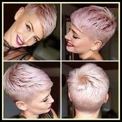 Trend Kurze Pixie Frisuren Fur 2019 2020 Modern Frisuren Very Short Hair Short Hair Styles Short Hairstyles For Women