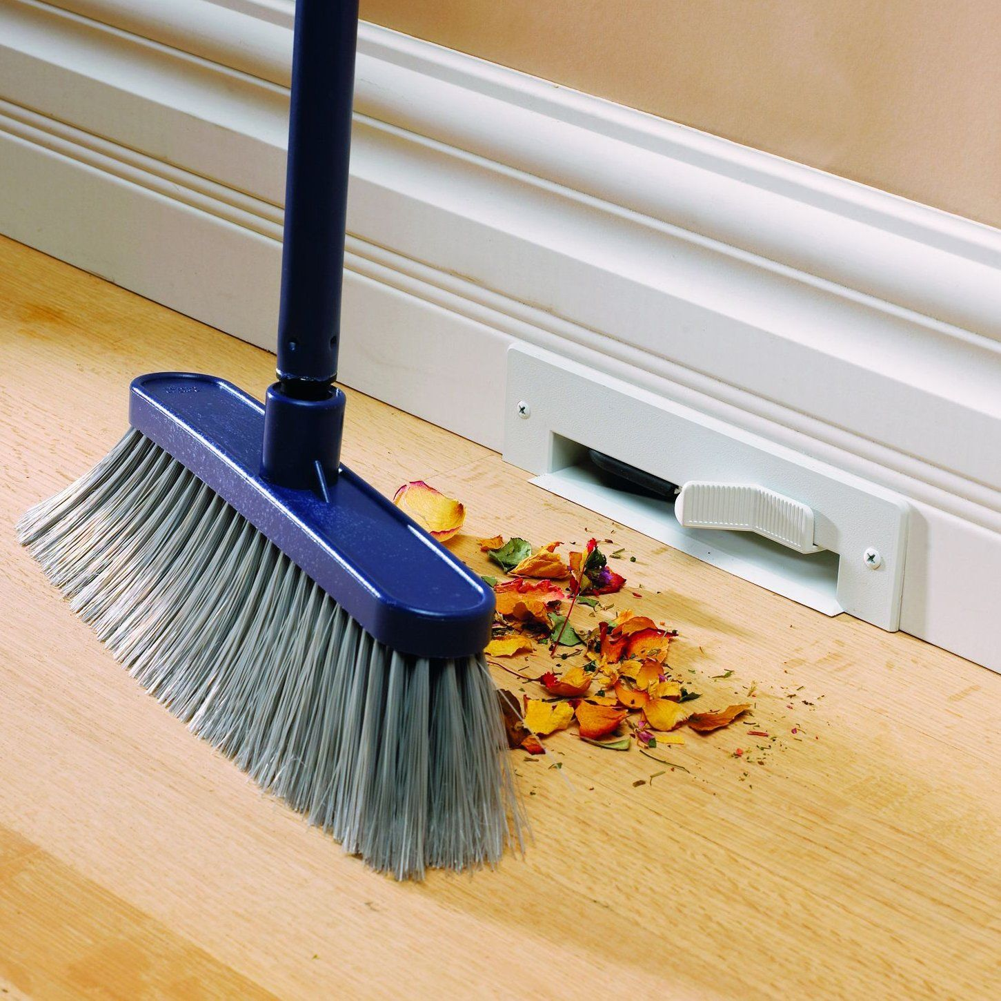 Central Vacuum Automatic Dustpan New Homes Sweet Home Dream House
