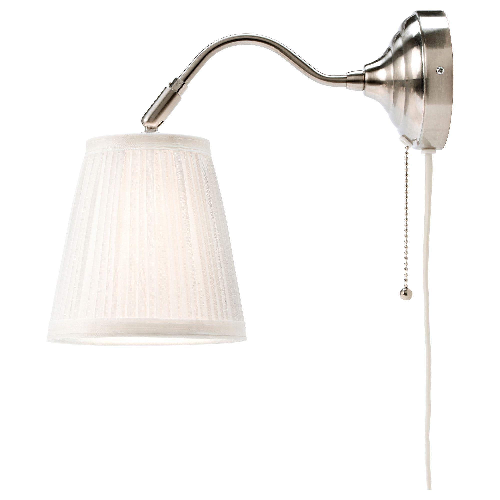 Us Furniture And Home Furnishings Ikea Wall Lamp Ikea Wall