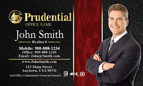 Prudential realtor business card template from printifycards prudential realtor business card template from printifycards printifycards reheart Image collections