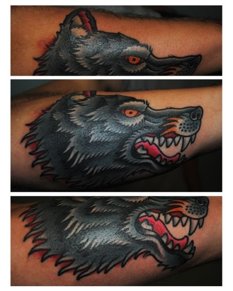 Seawolf Tattoo : seawolf, tattoo, Portfolios, Tattoo, Company, Tattoo,, Tattoos,, Tattoos