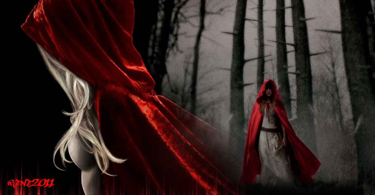 Image Detail For Free Wallpapers Little Red Riding Hood Wallpaper