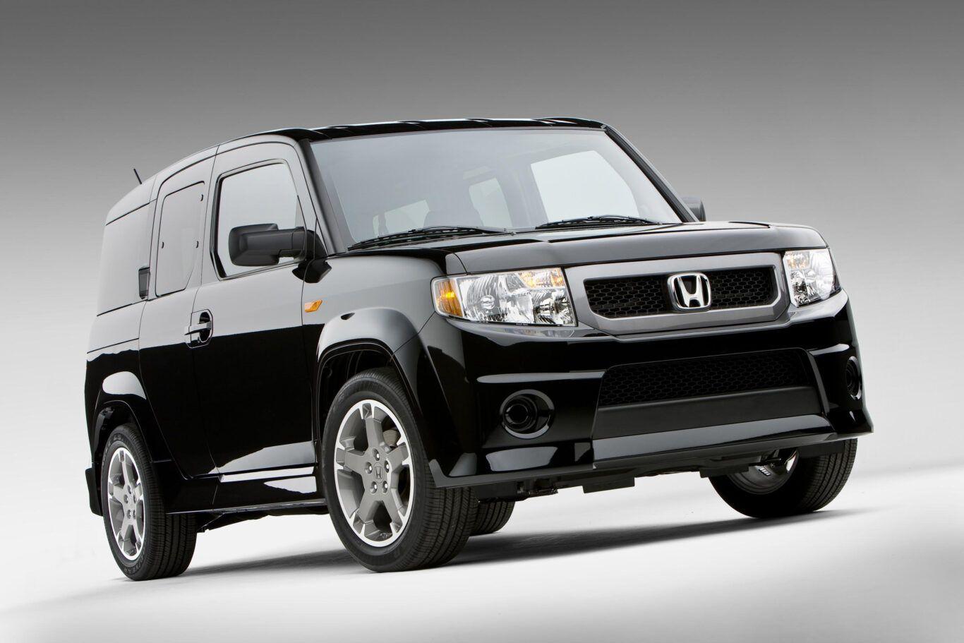 2021 Honda Element Review