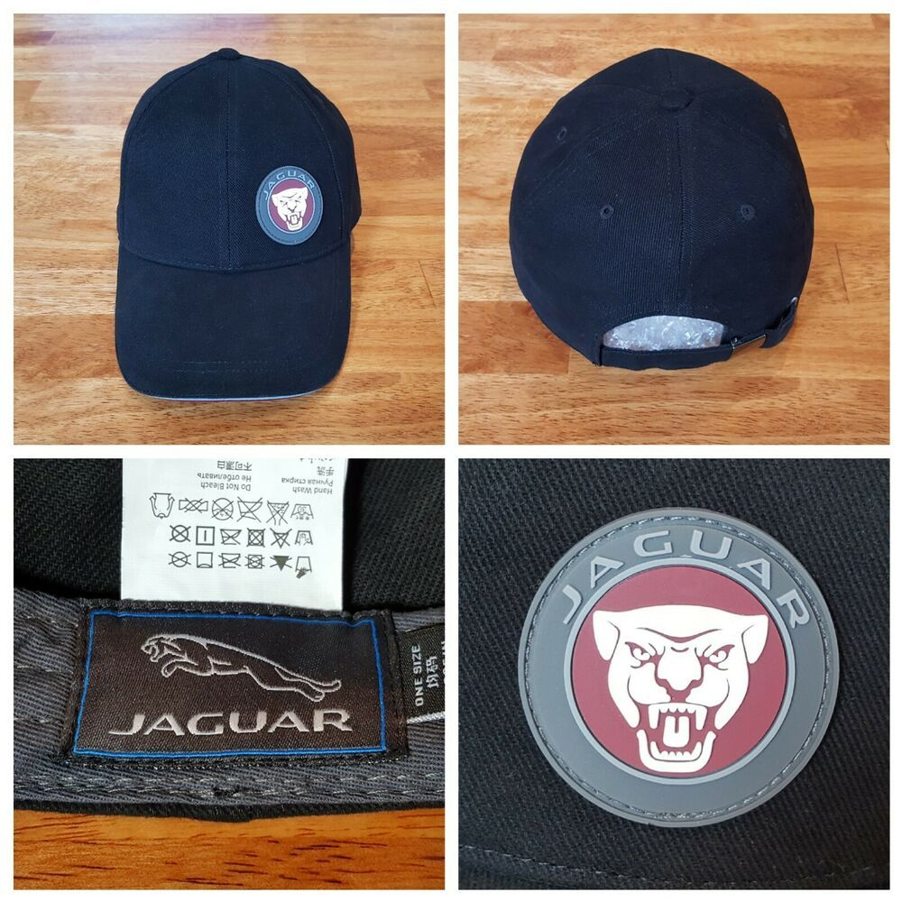 Genuine Jaguar Luxury Sports Car Baseball Cap Hat Black Adjustable Fashion Clothing Shoes Accessories Mensaccessories Hat Hats Sports Cars Luxury Jaguar