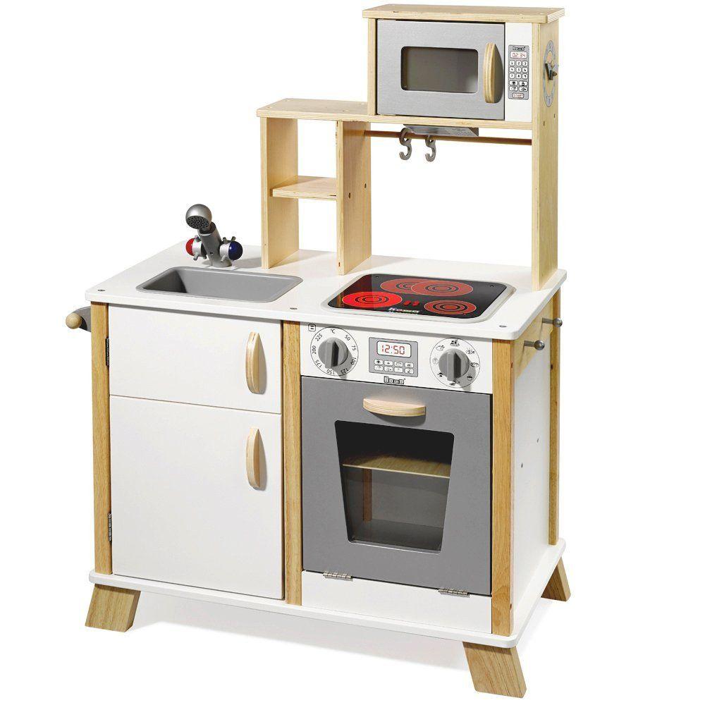 Der Spielzeugtester Hat Das Howa Spielkuche Kinderkuche Chefkoch Aus Holz Mit Led Kochfeld 4820 Angeschaut Und Empfiehlt Es Hier I Spielkuche Kinderkuche Und Kuche