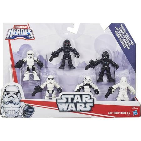 NEW Star Wars Jedi Force Playskool Heroes Kohls Exclusive Mission On Endor