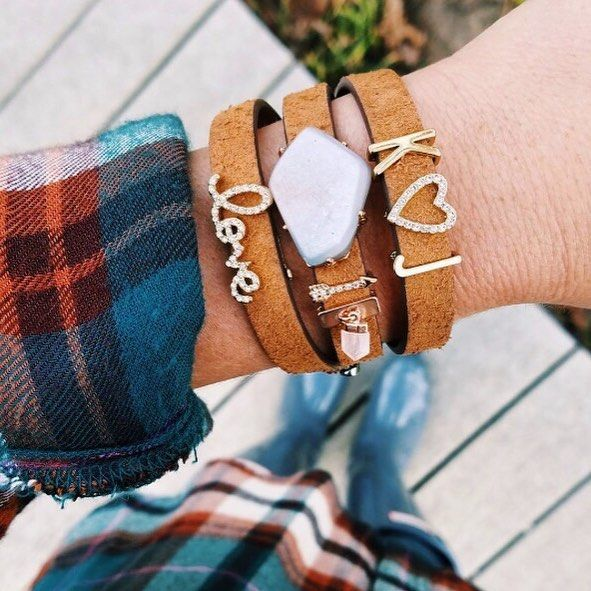 Love is an awfully big adventure. Navigate your way with the Hang On To Love and the pavé Arrow. // #ikeephappy #keepcollective