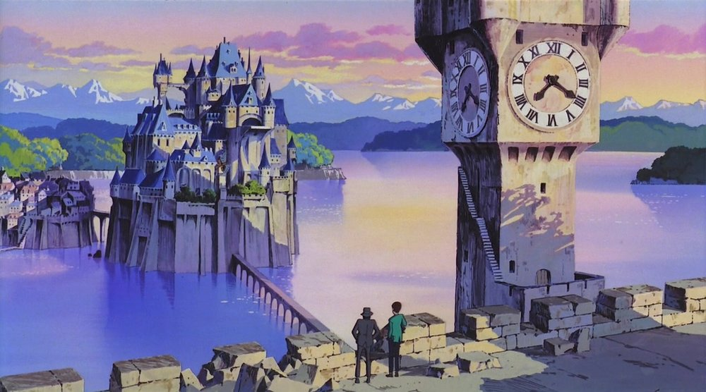 Castle of Cagliostro Lupin iii, Anime, Anime movies