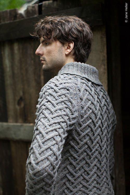 Twist Style Friday: Joist for Men - omg amazing. Must-buy pattern ...