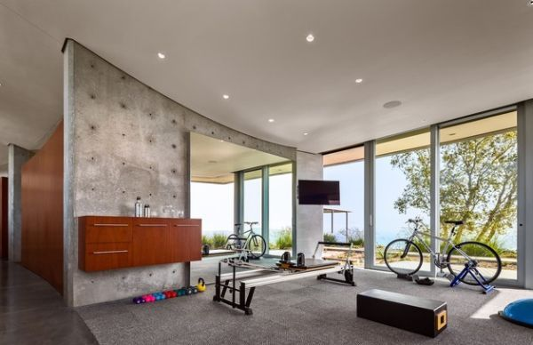 70+ Home Gym Ideas and Gym Rooms to Empower Your Workouts ...