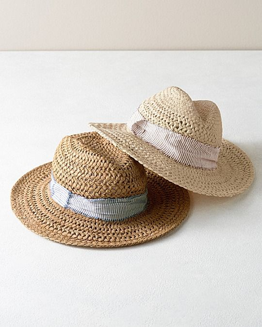 You Re At Home On Any Range In This Rancher Hat This Unique Style Is Lightweight In Cane Weave Paper And Finished With A Striped Rancher Hat Hats Cowboy Hats