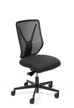 Die Grundlagen der Ergonomie in einem Bürostuhl vereint: der neue bei gesund sitzen. - proto