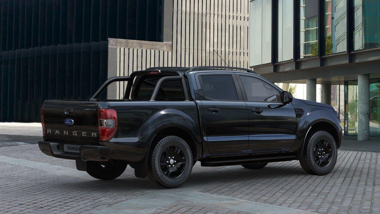 Ford Ranger Black Edition Ford ranger, Ranger, The new