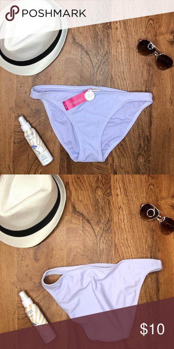2617a0e2435d New Purple Bikini Bottom New from Target! Matching top also for sale (XL)  Xhilaration Swim Bikinis