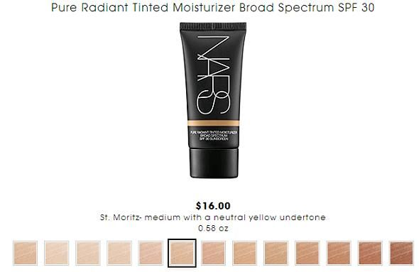 Well apparently I AM hallucinating... Tinted moisturizer