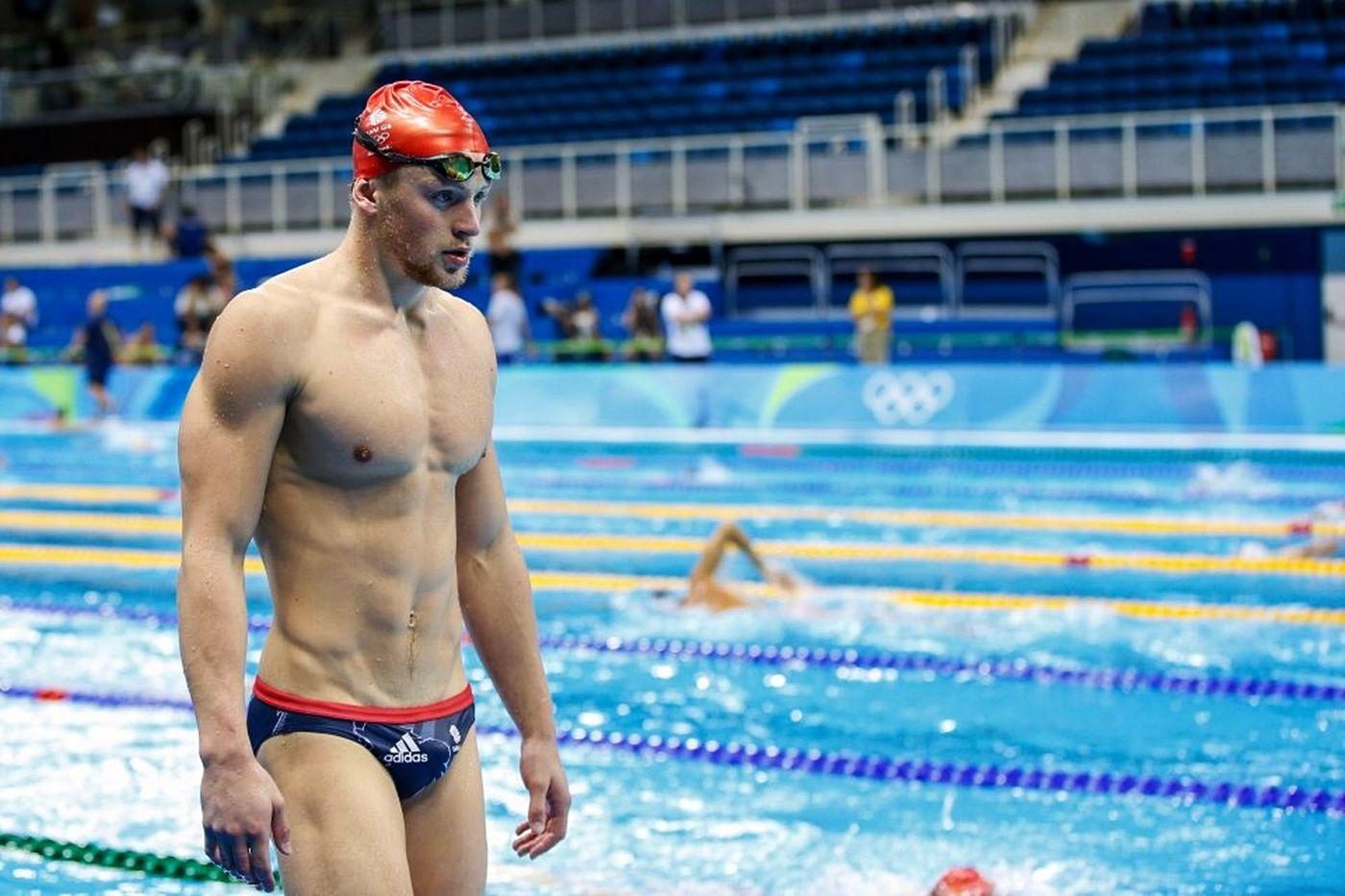 Adam Peaty Wins Gold At The Rio Olympics 933