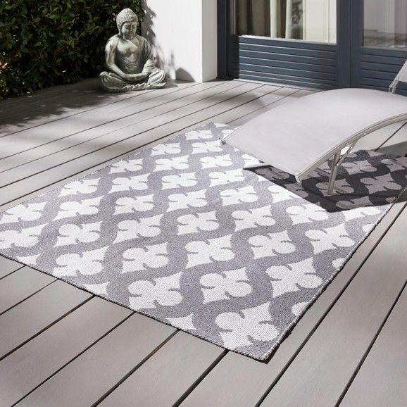 Schicker Teppich Im Ornamentalen Design   Ein Hit Für Ihr Zuhause. Modern  LivingCase