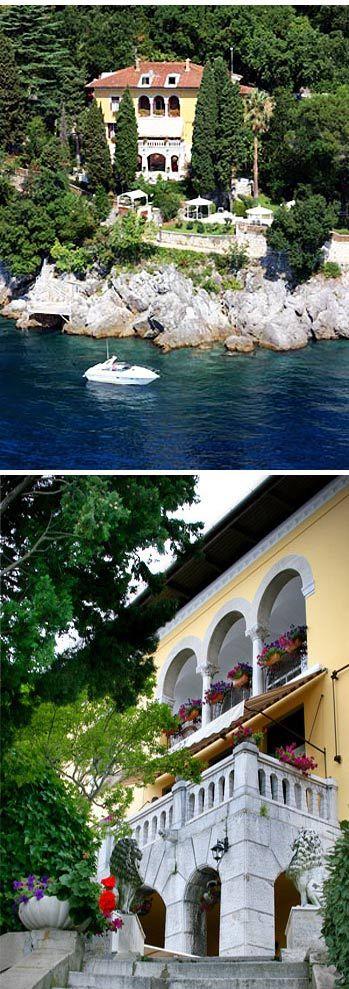 Epingle Par Lobagola B B Sur Favorite Places Spaces Croatie Architecture Villa