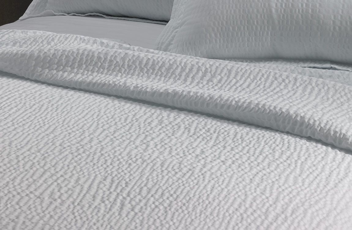 Courtyard Marriott Textured Lightweight Coverlet $99. Coverlet, Underneath  That Down Duvet Comforter, Under That Sheet.