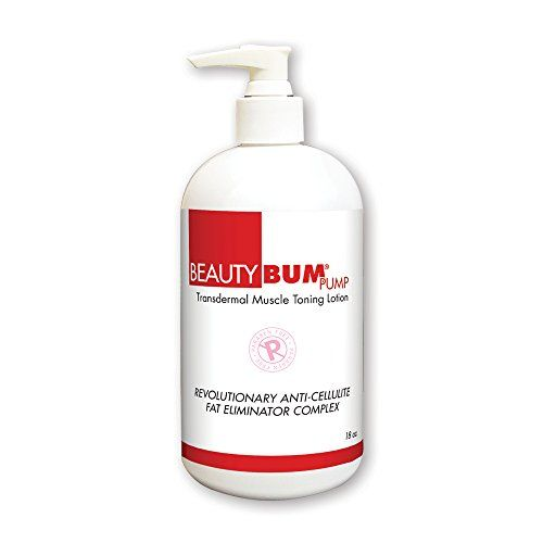 Beautyfit Beautybum Muscle Toning Lotion For Women Original Scent