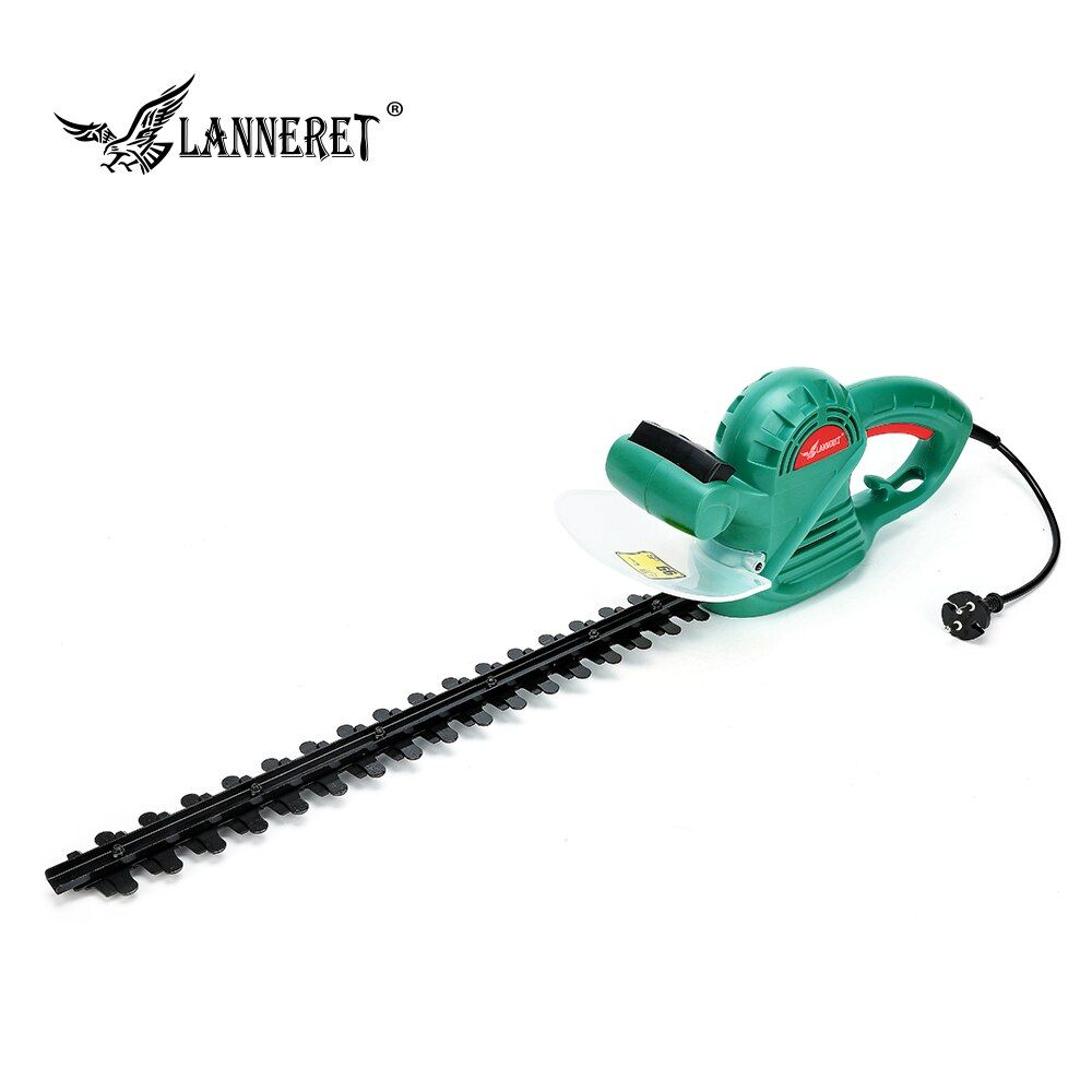 Best Price Lanneret 500w Hedge Trimmer Ac Electric 510mm Grass Cutter Machine With Two Hand Safety In 2020 Garden Hand Tools Hedge Trimmers Best Garden Tools