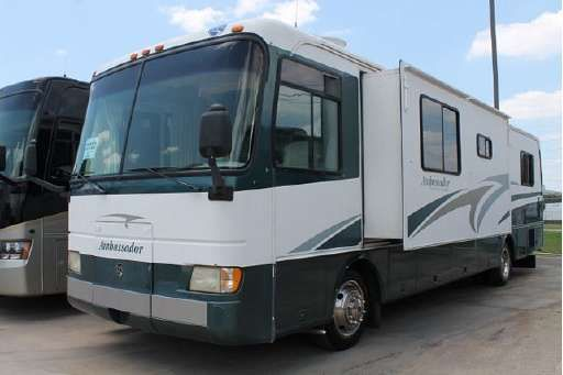Check out this 2001 Holiday Rambler Ambassador 36PBS listing in Houston, TX 77074 on RVtrader.com. It is a Class A and is for sale at $35495.