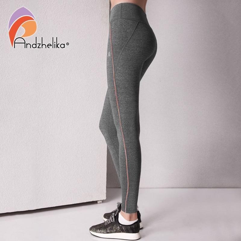 6c6b368b2 Andzhelika Newest Breathable Pants Women Fitness Yoga Sport Leggings G –  FuzWeb