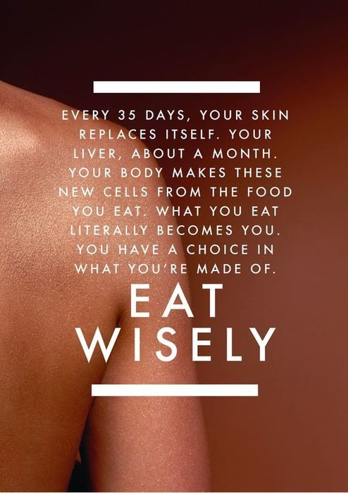 You Are What You Eat More Esthetics Pinterest Health