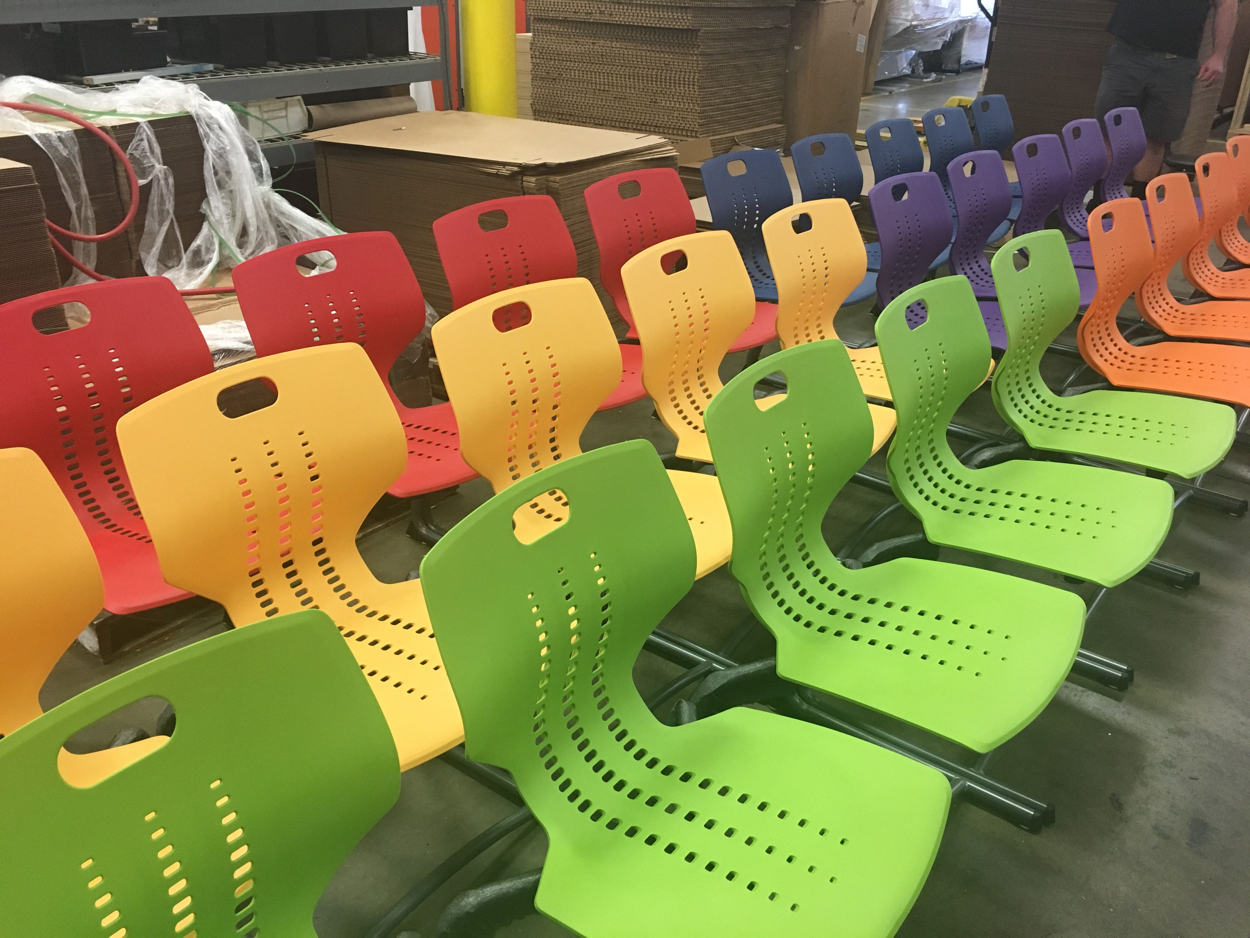 Paragon Emoji Seating In A Variety Of Colors Activelearning