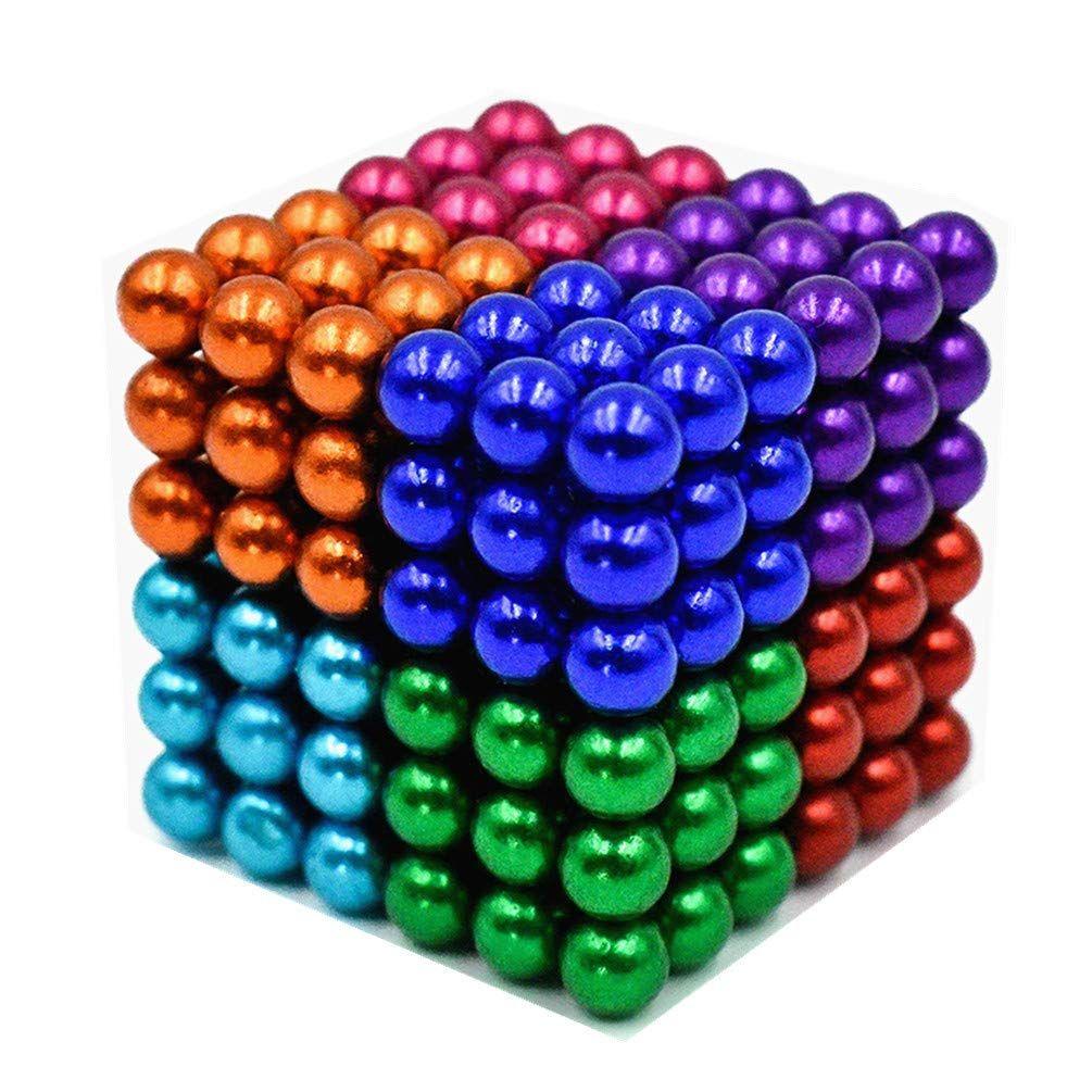 216 pieces 8 colors 5mm diy toys sculpture