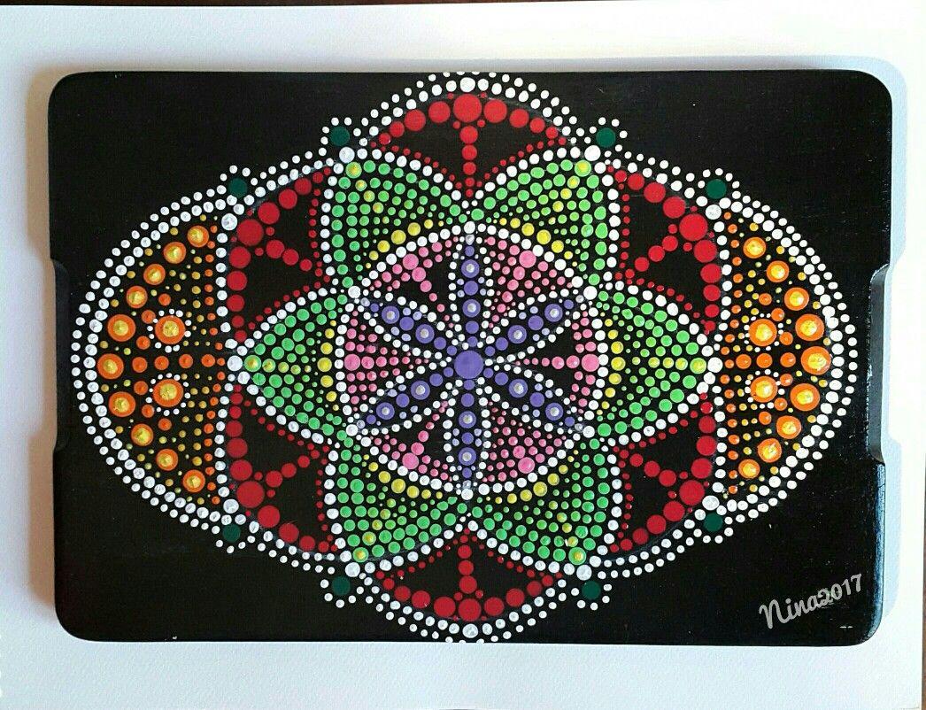 Mandala Dot Art by Nina Italy | meditation | Pinterest | Mandala ...