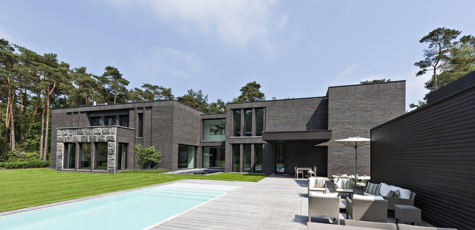 Prestigious Modern Villa in Belgium Asks $6.8M | home decor ...