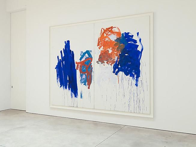 Joan Mitchell - link to many good articles of Mitchell. - Linkistä monia hyviä Mitchell artikkeleita.
