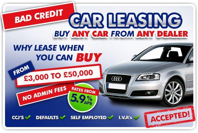 bad credit car loansuk