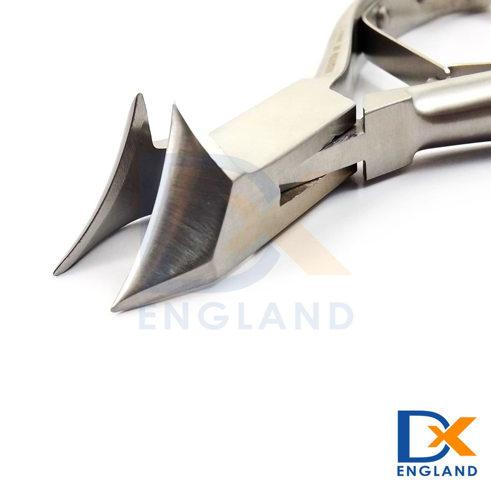 Toe Nail Nippers for Thick Nails Podiatry Nail Clipper Pedicure Foot ...