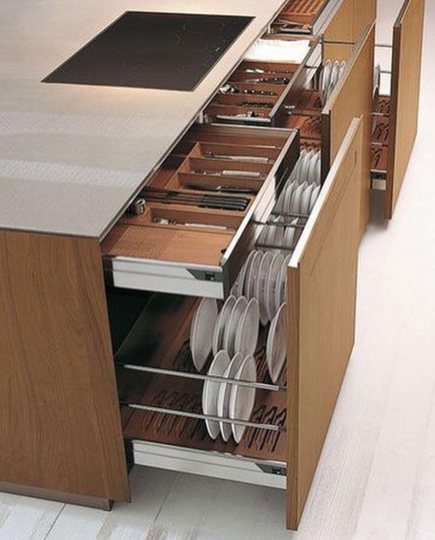 Kitchen Dapur Pinterest Cocinas Cocina Moderna Y Muebles De  # Muebles Xey Opiniones