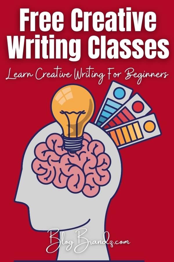 Free Creative Writing Classes And MasterClass Creative ...