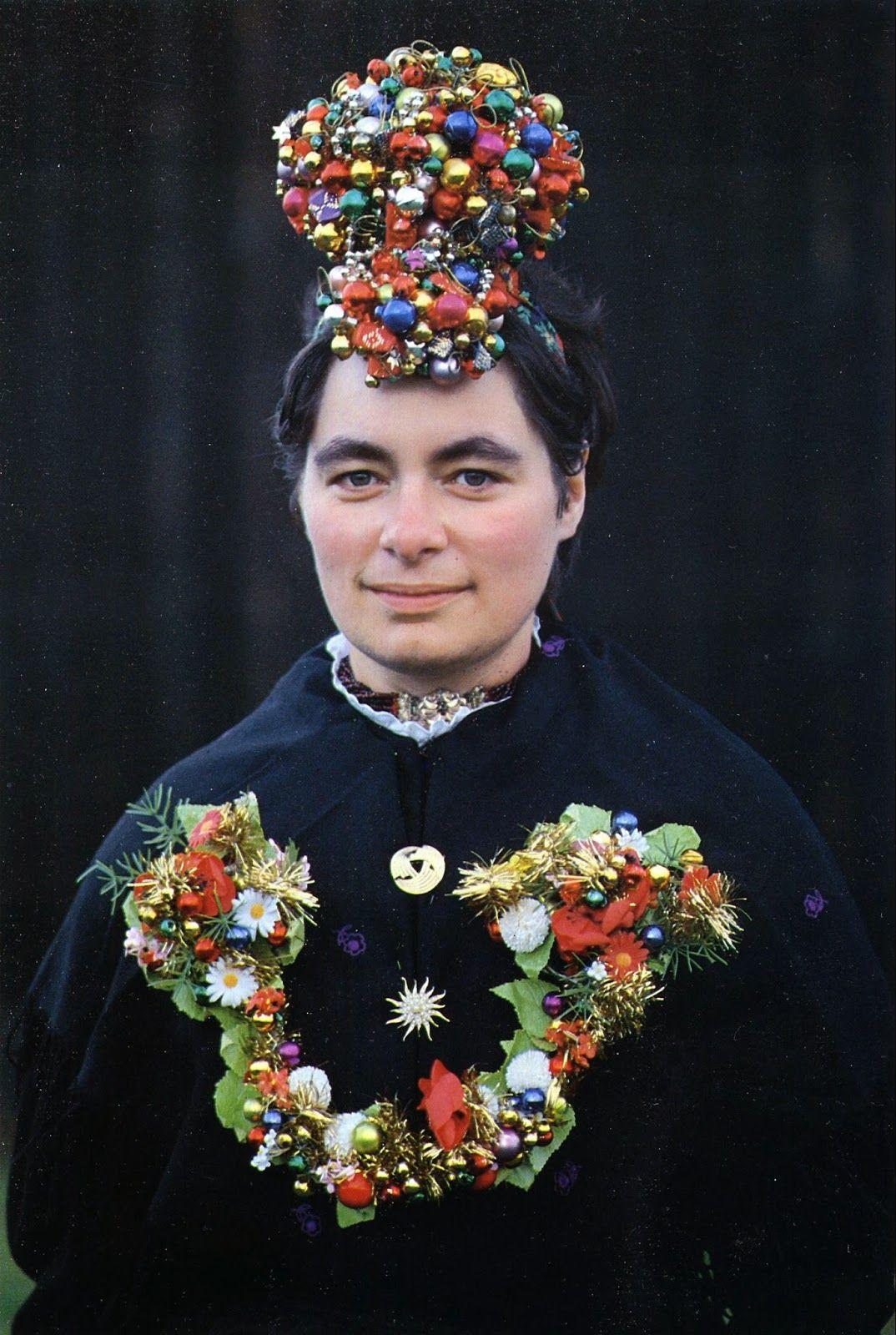 Folkcostumeembroidery Short Overview Of Traditional Bridal Dress In Western Europe: Wedding Dress German Folk At Reisefeber.org