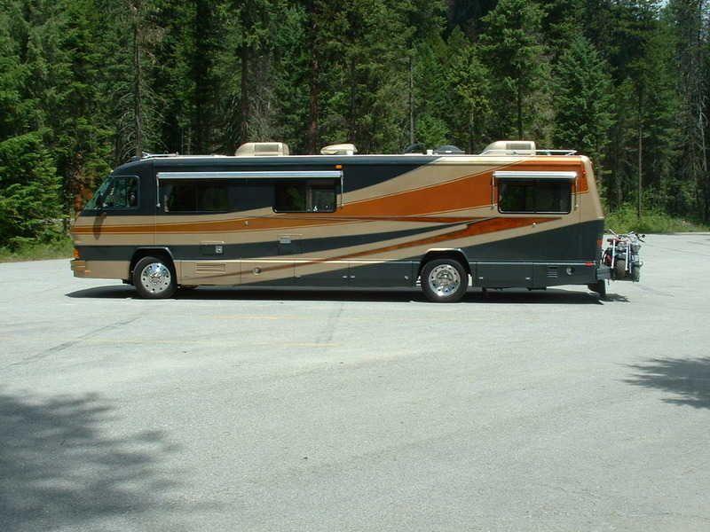 1993 Foretravel Motorcoach Foretravel Unihome Grand Villa