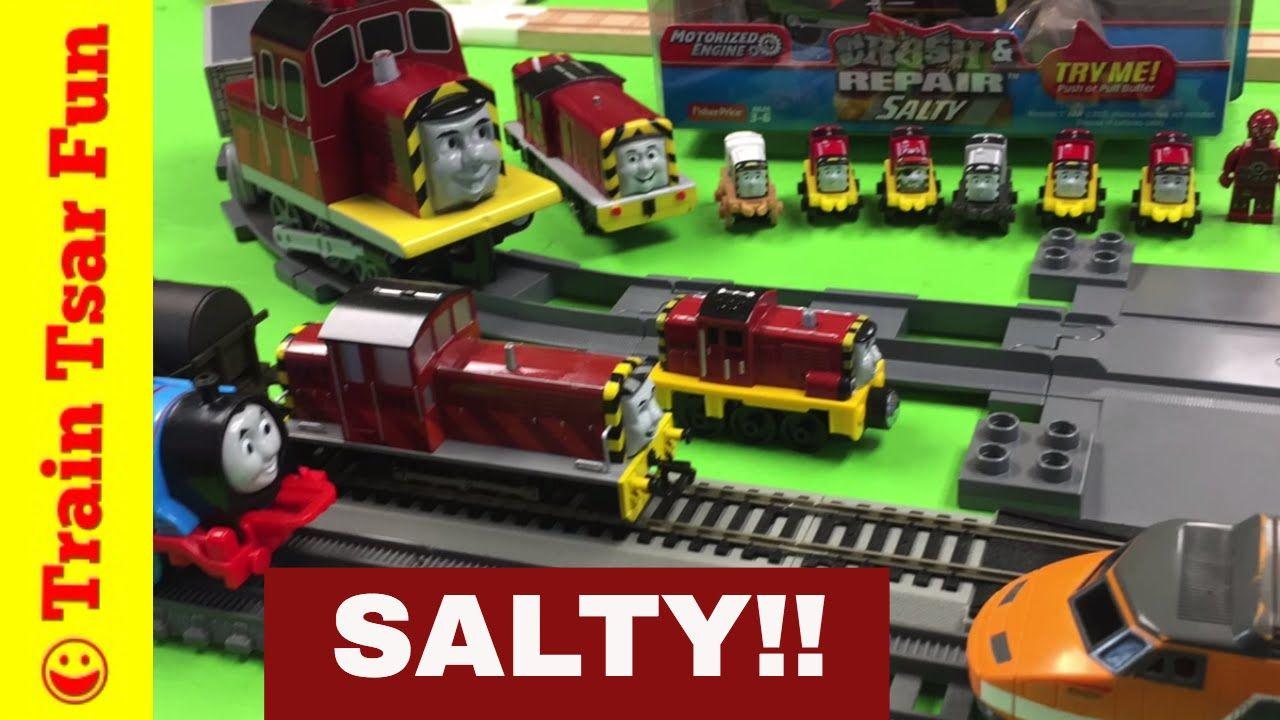 Track Master Talking Salty