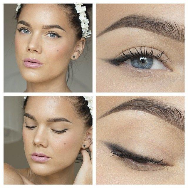 lindahallberg.com #lindahallberg #mua #makeupartist #fotd #eotd