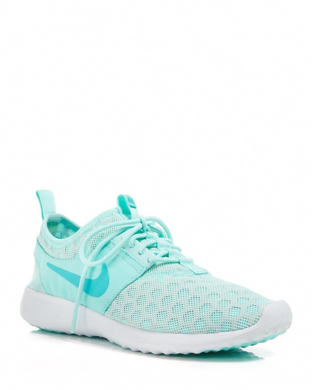 Nike Lace Up Sneakers - Women's Lotus