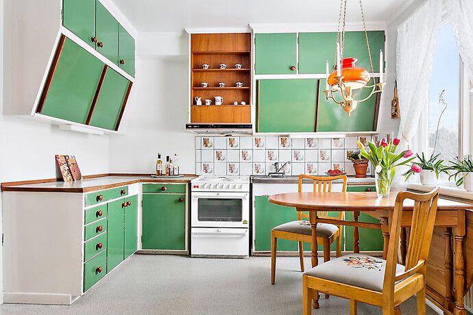 17 Best images about Kök on Pinterest | Vintage style, The floor ...
